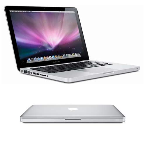 apple macbook pro da 13 pollici modello md101ll/a 2.5 ghz core i5/8gb di ram/500 gb hd/tastiera us (ricondizionato)