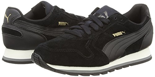 Puma ST Runner SD Sneakers Unisex Nero (black-black)