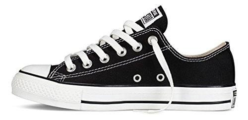 Converse Unisex Chuck Taylor All Star OX Sneaker (4.5 US MEN / 6.5 US WOMEN, Black/white,.)