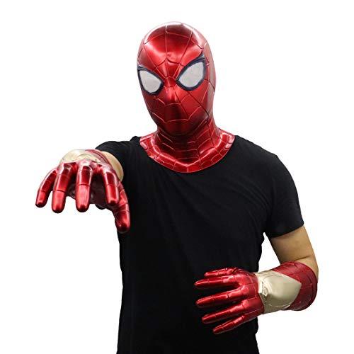 Fugui 2019 máscara araña sensor infrarrojos, casco