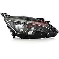 PIECES AUTO SERVICES Faro Delantero Derecho Peugeot 308 06/13=> LED=9677832380