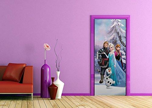 AG Design FTDv 1835 - Carta da Parati, Motivo Disney Frozen