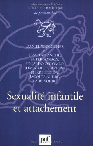 Sexualité infantile et attachement