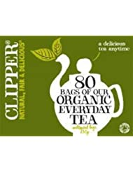 Clipper Organic Everyday Tea 80 Bag by Clipper