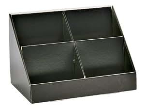 JR Distribution Lot de 4 présentoirs en carton pour CD et DVD