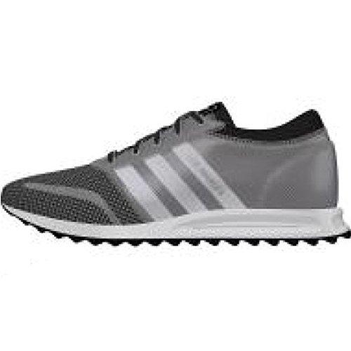 Adidas originals los angeles scarpe sneakers grigio per uomo