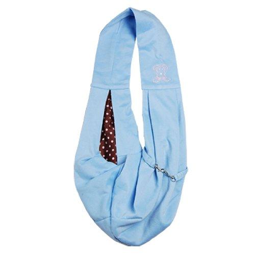 Artikelbild: Jardin Pet Dog Soft Tragbar mit Reisen Schulter Tasche, Blau