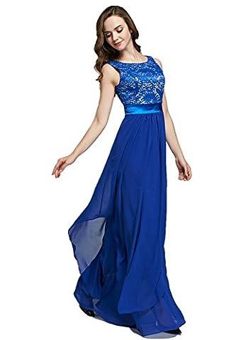 LemonGirl les robes de soirée de longue robe de demoiselle