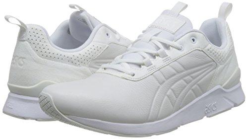 ASICS ZAPATILLA H7C4L-0101 GEL-Lyte BLANC White / White