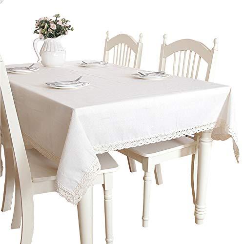 estilo minimalista escandinavo pa?o genuino s¨®lido de la tela de lino lavado mantel 6512-3