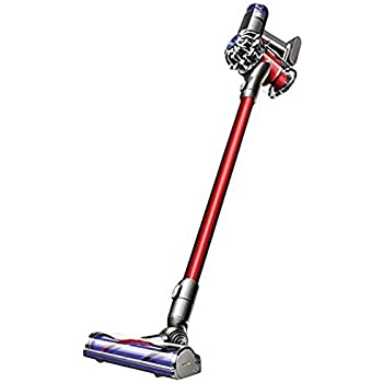 dyson v6 total clean cordless handheld vacuum cleaner kitchen home