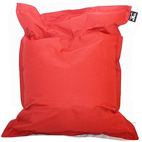 Hagoelvago PUF XXL 180 x 140 cm Puff, sillón, taburete, cama, cojín,