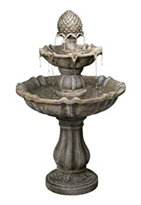2-Tier Zuvan Water Feature Fountain
