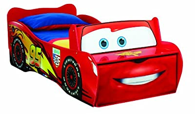 Disney Cars Toddler Bed by HelloHome produced by Worlds Apart - quick delivery from UK.