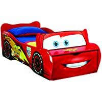 Disney Cars Lightning McQueen Kids Toddler Bed