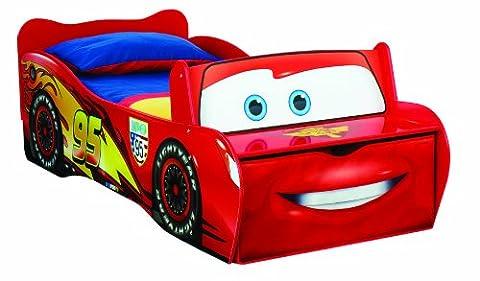 Lits Enfants Tiroirs - Lit pour enfant voiture Disney Cars Flash