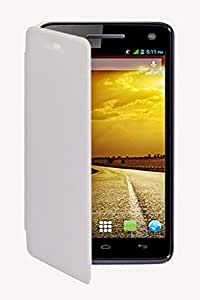 Touchess Flip cover for Micromax X501