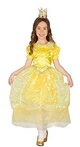 Guirca- Disfraz princesa de cuento, Talla 3-4 años (85861.0)