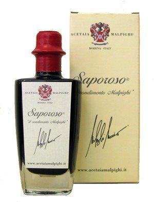 "Balsamique Condiment ""Saporoso"", vieilli 6 ans, 100 ml"