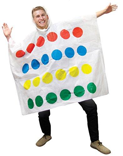 Hasbro Twister Poncho Costume