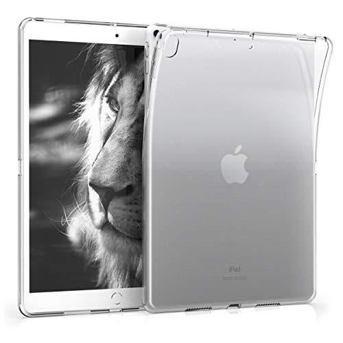 kwmobile Étui Apple iPad Air 3 (2019) - Étui pour Tablette Apple iPad Air 3 (2019) - Housse en Silicone Transparent
