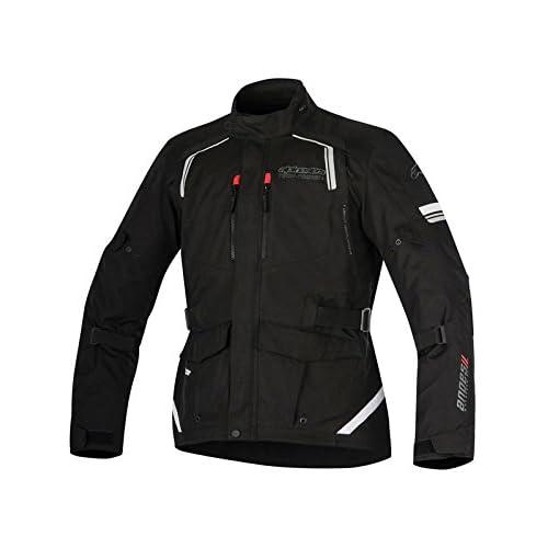 41lv06LJsqL. SS500  - Alpinestars - Motorcycle jackets - Alpinestars Andes V2 Drystar Black