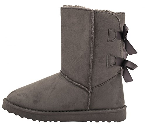 elara winter boots bequeme damen stiefel. Black Bedroom Furniture Sets. Home Design Ideas