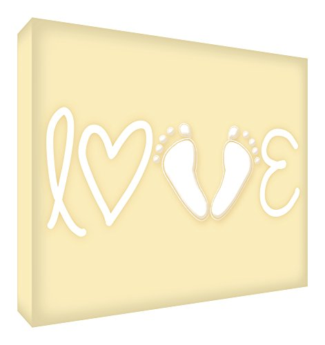 feel-good-art-diamond-blocco-decor-in-vetro-regalo-battesimo-colore-beige-dimensioni-10-x-148-x-2-cm