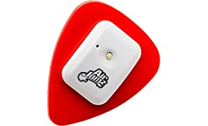 AirJamz: The App-Enabled Music Toy. Play Air Guitar and Make Real Music with Your Motion! (red)