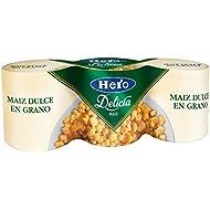 Hero Conservas Vegetales - Paquete de 3 x 200 gr - Total: 600 gr