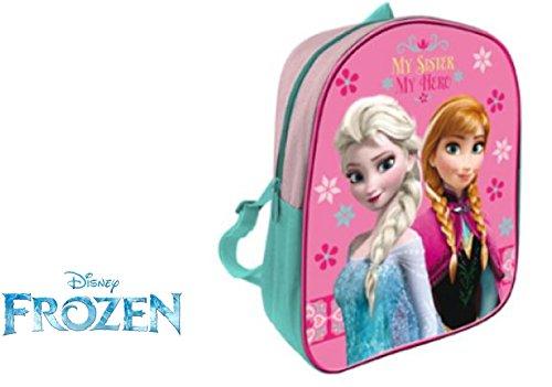 inzessin / Princess - Rucksack für Mädchen Pink - tolle Geschenkidee für Kinder (Disney Prinzessin Schule Rucksack)