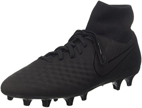 Nike Herren Magista Onda II DF FG Fußballschuhe, Schwarz (Black Black 001), 46 EU Nike-schuhe Männer, Fußball-schwarz