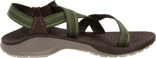 Chaco  Updraft, Sandales pour homme Vert