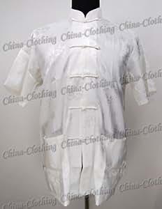 Ancienne Veste Kung Fu Chemise T-Shirt Tailles Disponibles: 52, 54, 56, 58, 60, 62