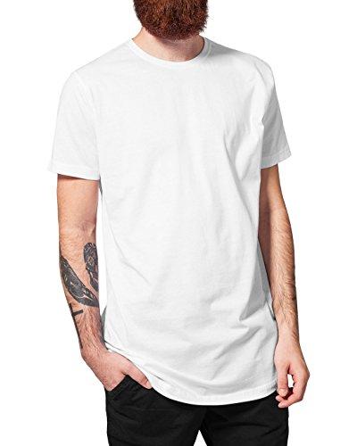 Urban Classic Herren T-Shirt Shaped Long Tee