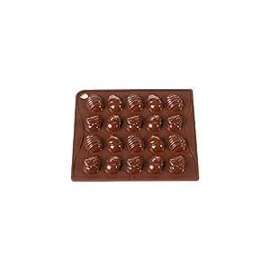 Moule chocolat oeufs de pâques