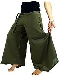 Goa Wellness ,Hippie Hose, Boho Schlaghose / lange Hosen