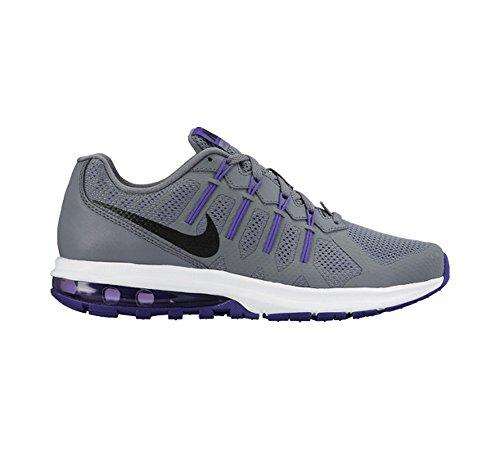 Air Max Dynasty scarpa da running Cool Grey/Black/Fierce Purple/Hyper Grape