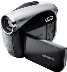 Samsung VP-DX1000 Camescopes Classique Zoom Optique 34 x 0.8 Mpix