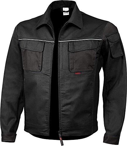 cke Arbeits-Jacke MG 245 - schwarz - Größe: L ()