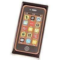 Smartphone de chocolate - Negro - 40 g