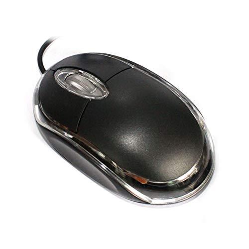AN Kabelgebundene Maus, Optische Desktop-Notebook-Maus Computerspiel-DVR-Überwachung Spezielle Computer-Peripheriemaus Passend Für IBM Lenovo MAC PC Laptop -