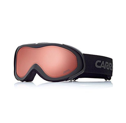 Carrera Skibrille Chiodo Black Matte
