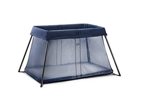 babybjorn-light-travel-cot-dark-blue-mesh
