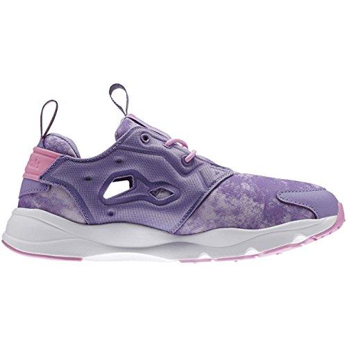 Reebok Furylite Sunwashed, Chaussures de Sport Fille Violet