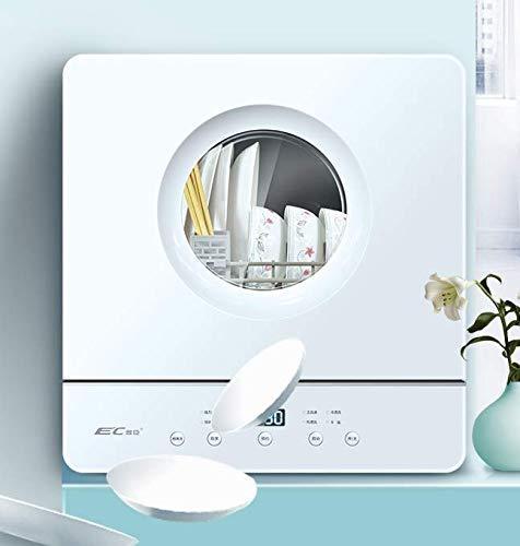 YANGSANJIN 8 Lavavajillas • Diseño Compacto •