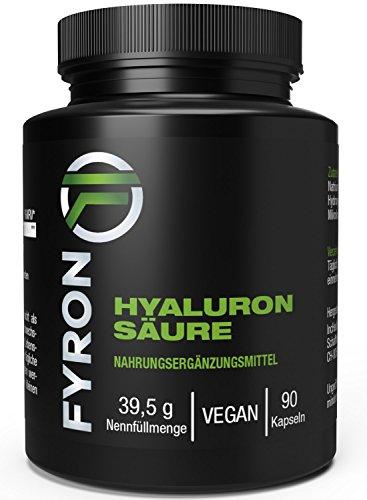FYRON Acide Hyaluronique - Peau, yeux, articulations & jeunesse - vegan