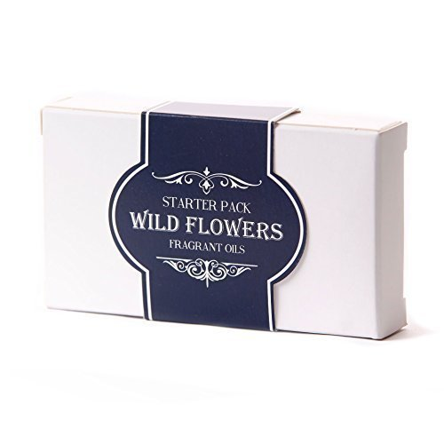 fragrant-oil-starter-pack-wild-flowers-5-x-10ml-100-pure