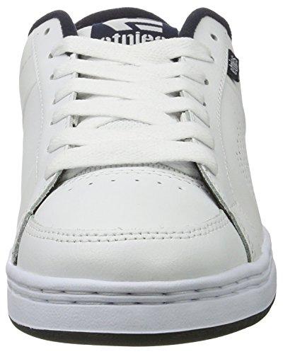 Etnies Herren Kingpin Sneaker Weiß (White/Navy)