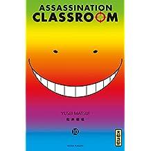 Assassination classroom - Tome 10